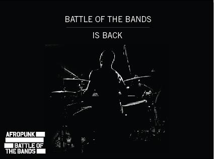 AFROPUNK Battle of the Bands Is back!