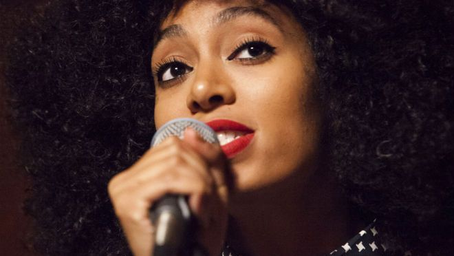 Solange Knowles featuring Kendrick Lamar – Looks Good with Trouble