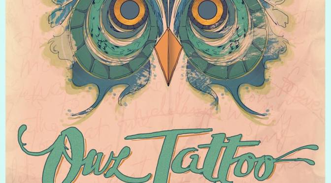The Crazy Carls – Owl Tattoo