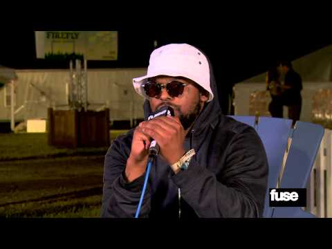 "Schoolboy Q on ""Oxymoron"" & Longboarding Through Kendrick Lamar's Set – Firefly 2013"