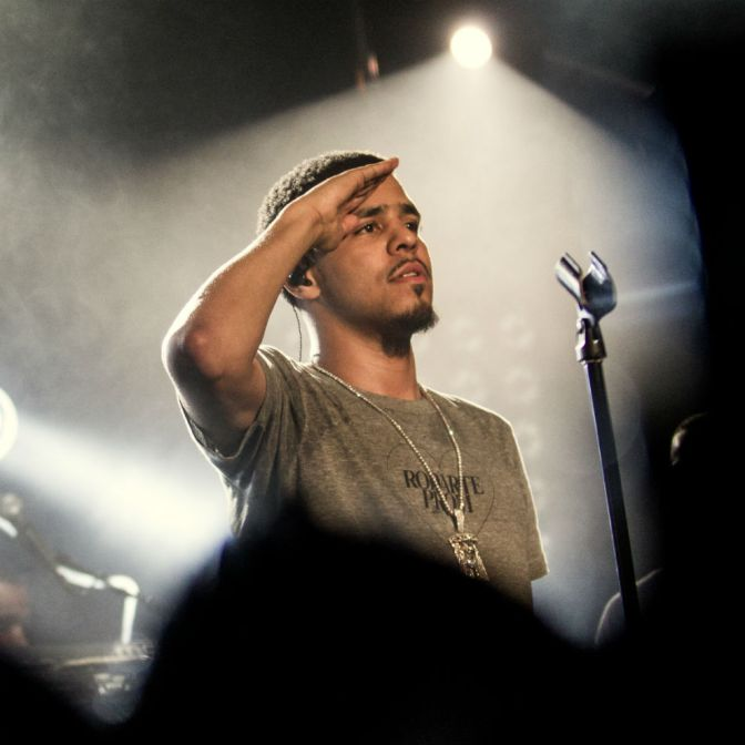 J. Cole featuring Nas – Let Nas Down (Remix)  #MadeNasProud