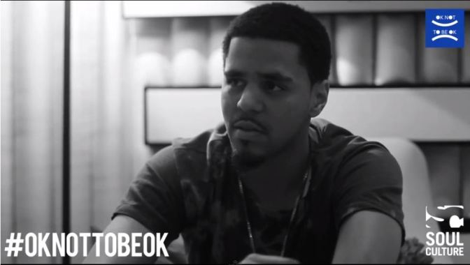 J.Cole – Born Sinner: #OKNotToBeOK + Hot97 Freestyle