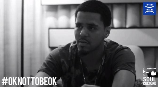 J.Cole – Born Sinner: #OKNotToBeOK + Hot97 Freestyle