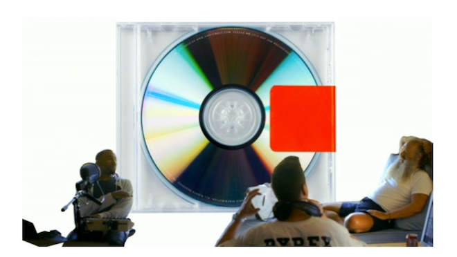 """Rick Rubin Discusses Executive Producer Role in """"Yeezus"""" + Kanye West Debuts 'American-Psycho' Shortfilm Starring Scott Disick and Jonathan Cheban"""