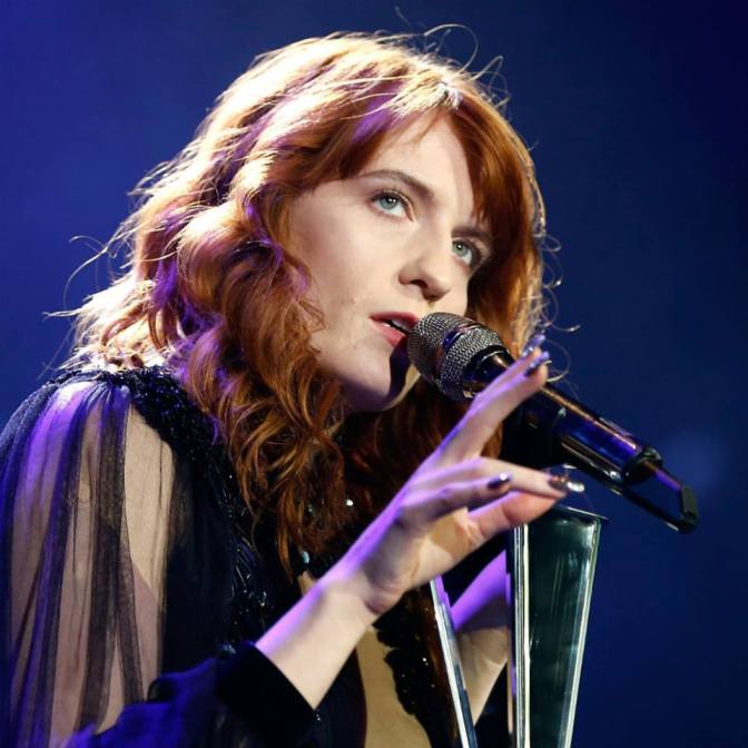 Florence Welch – Get Lucky (Daft Punk Cover) & Standing In The Way Of Control (Gossip Cover)