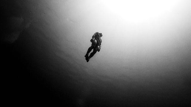 William Trubridge – Freediver