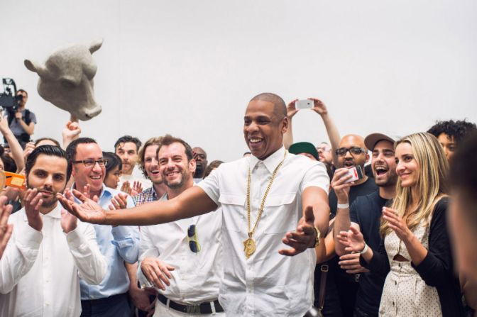 Jay Z – Picasso Baby (Behind The Scenes)