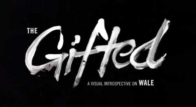"REVOLT TV EXCLUSIVE: Wale Presents ""The Gifted"" Documentary"