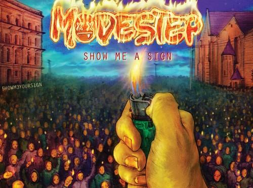 Modestep – Paradise (cover)