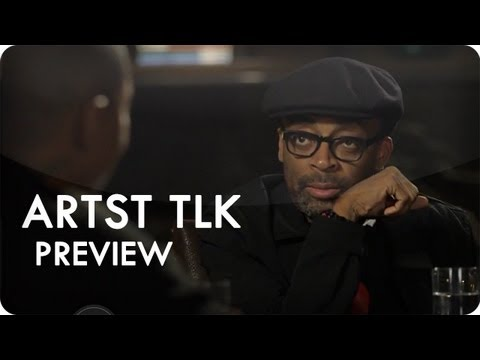 Spike Lee & Pharrell Williams on Anthems and Artists | ARTST TLK Ep. 9 Part 1 | Reserve Channel