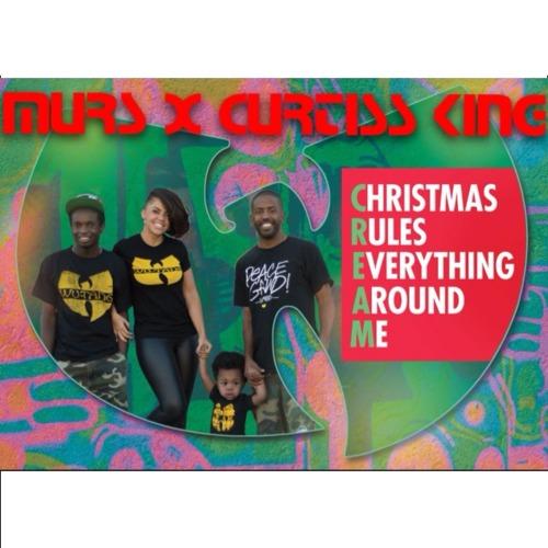 """single: MURS, """"CHRISTMAS RULES EVERYTHING AROUND ME"""""""