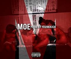 "single: MOE, ""MF"" produced by Young Kico"