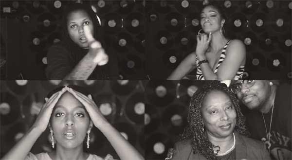 """video: PHZ-SICKS, """"BLACK WOMEN"""""""